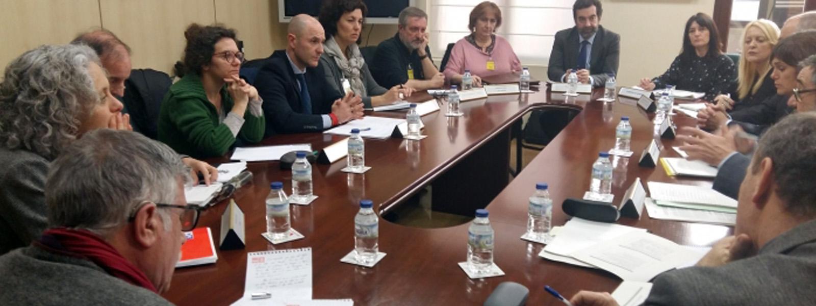 Reunión técnica sobre la reforma del ICA