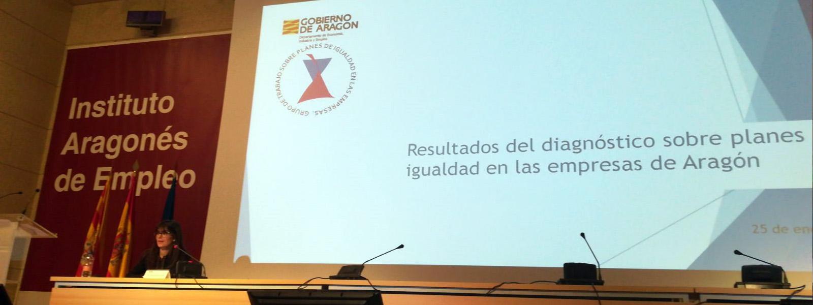 """Jornada """"Empresas por la Igualdad de Trato y Oportunidades"""
