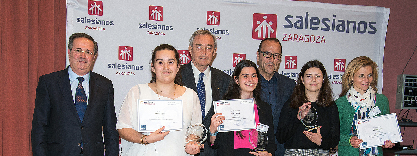 Entrega del Premio Don Bosco