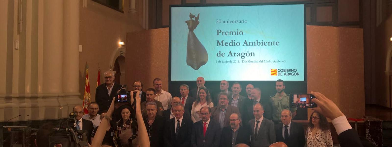 Premios Medio Ambiente de Aragón