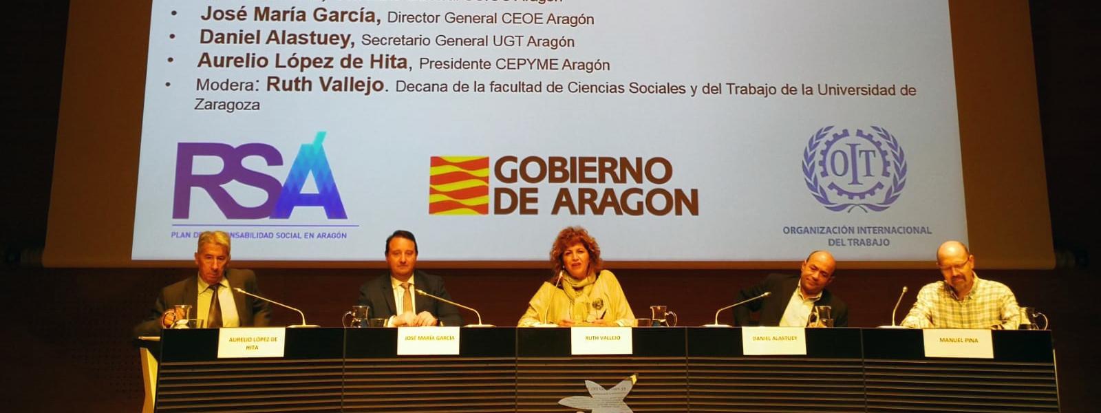 Jornada sobre el futuro del trabajo y la importancia del diálogo social