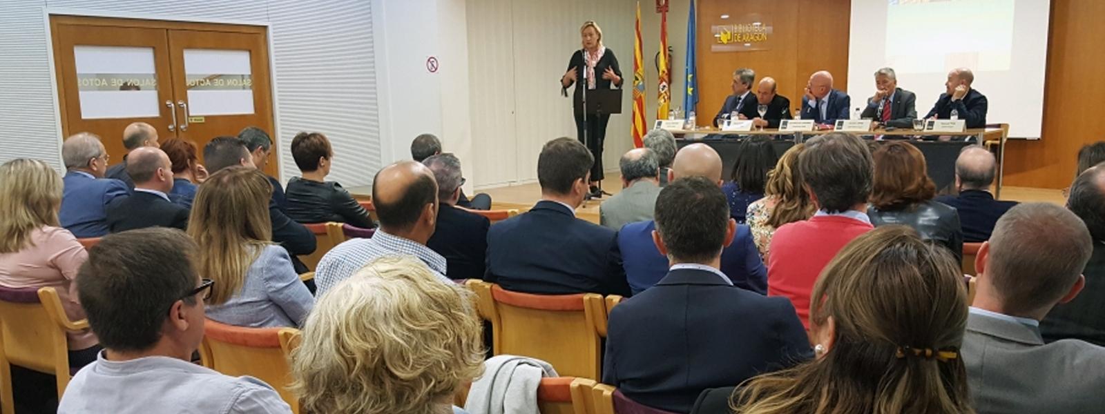 Presentación del informe del CESA
