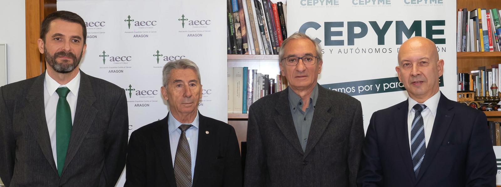 Convenio de colaboración con AECC