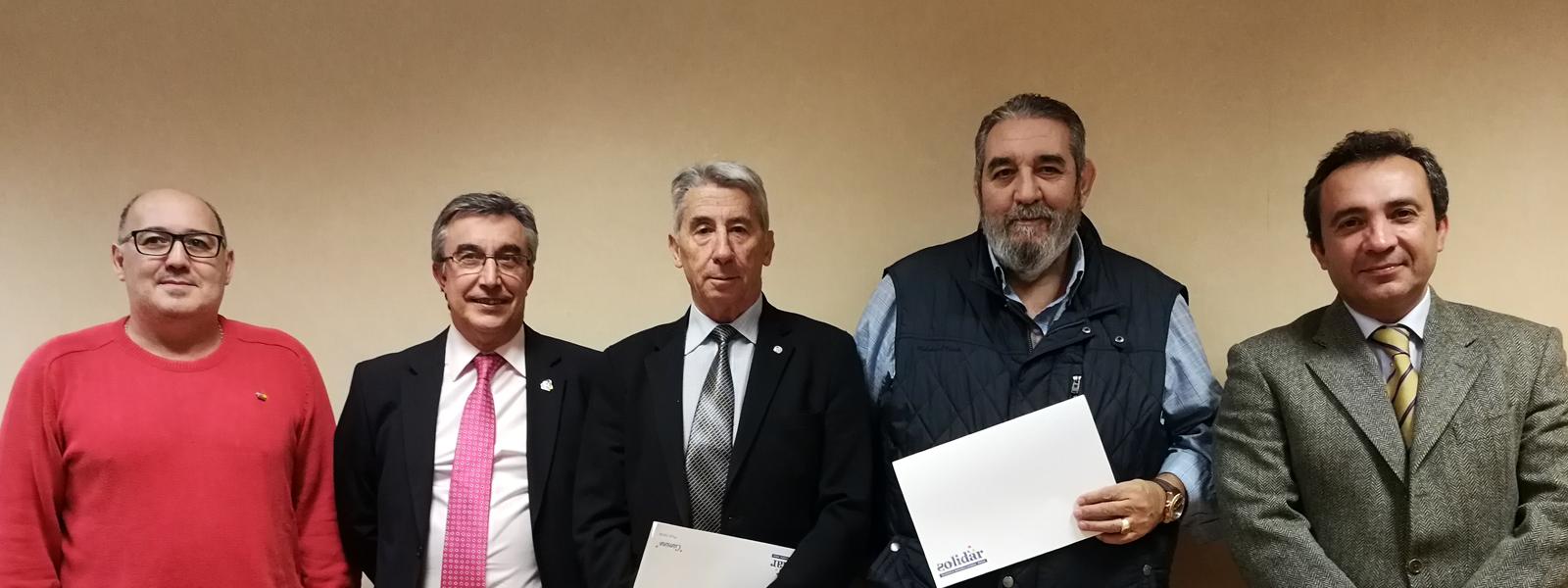 Reunión del jurado de los Certificados Solidar