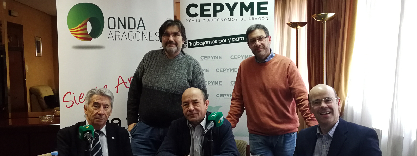 Programa de radio Onda Aragonesa