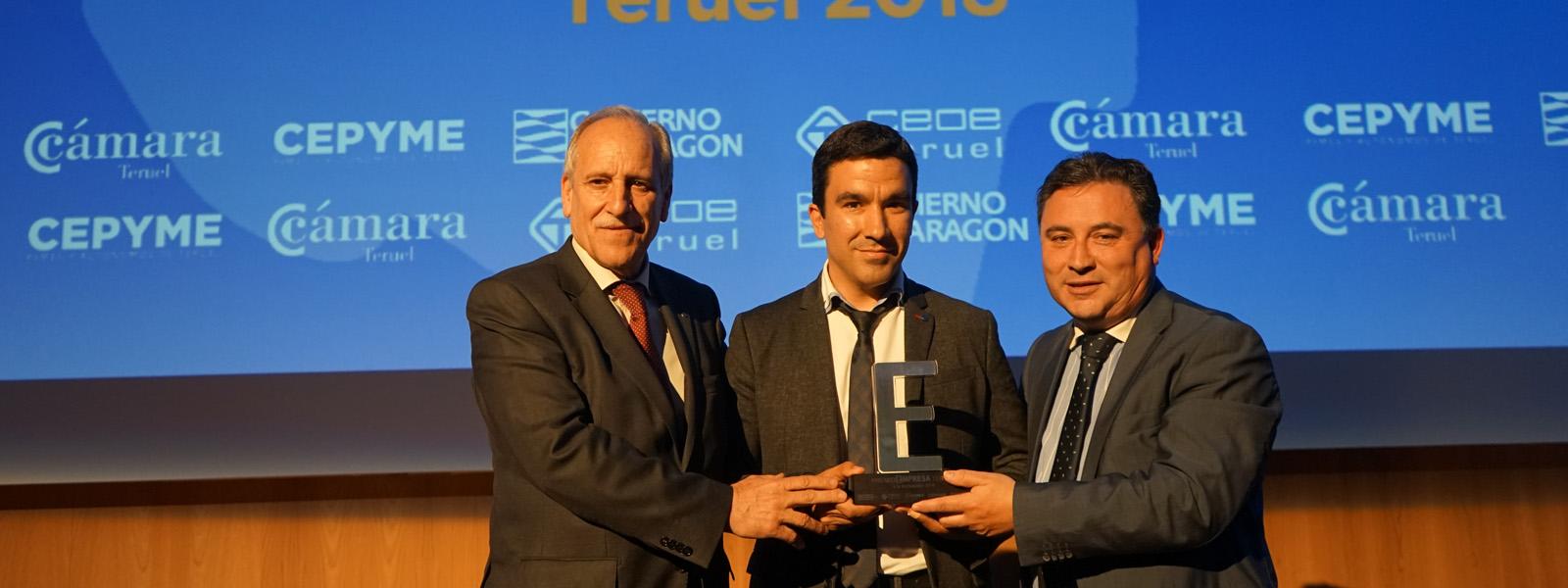Premio Empresa Teruel