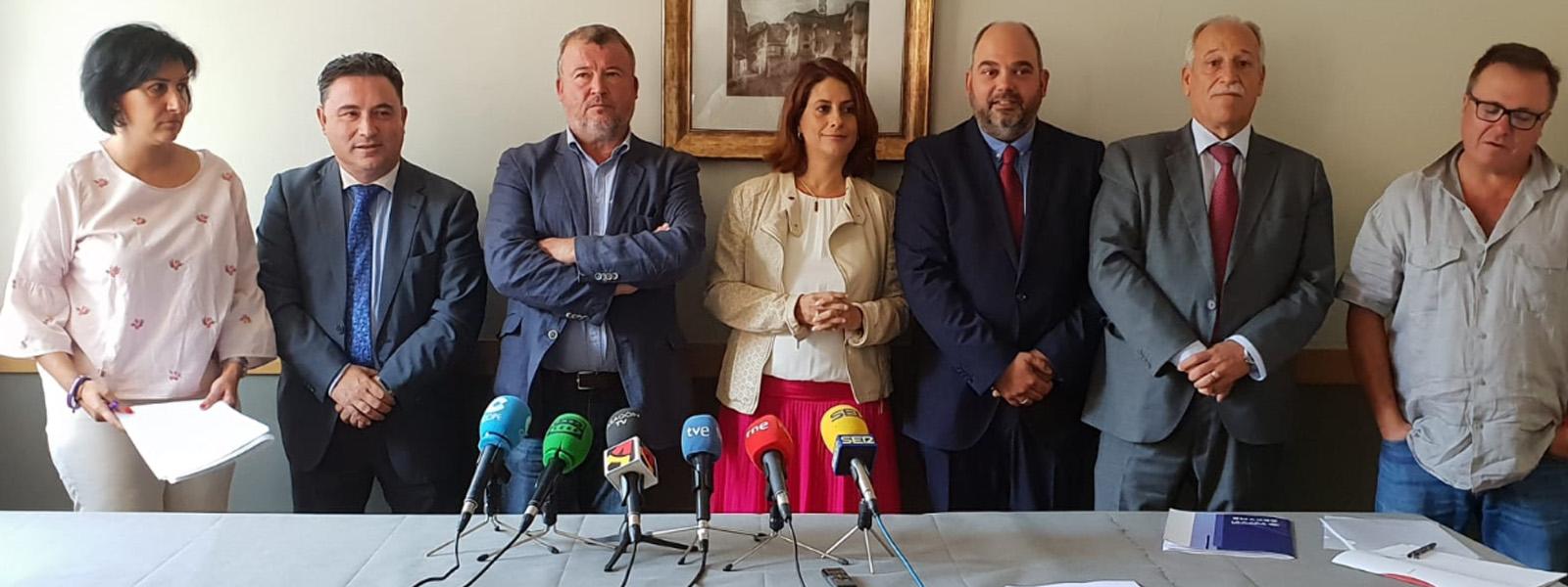 Reunión de los agentes económicos y sociales por el Corredor Cantábrico – Mediterráneo